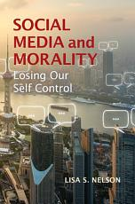 Social Media and Morality PDF