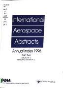 International Aerospace Abstracts