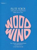 Flute solos with piano accompaniment PDF