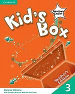 Kid's Box American English Level 3 Teacher's Edition