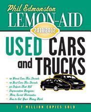 Lemon Aid Used Cars and Trucks 2011   2012 PDF