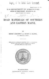 Bulletin - United States, Office of Public Roads: Issues 33-44