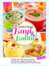Koleksi Resep untuk Bayi dan Balita