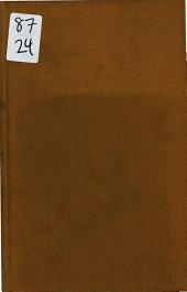 Insecutor Inscitiae Menstruus: Volumes 9-10