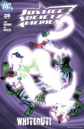 Justice Society of America (2006-) #28
