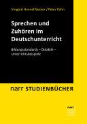 Sprechen und Zuh  ren im Deutschunterricht