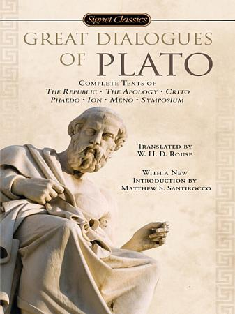 Great Dialogues of Plato PDF