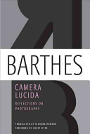 Camera Lucida Book