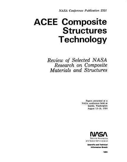 ACEE Composite Structures Technology PDF