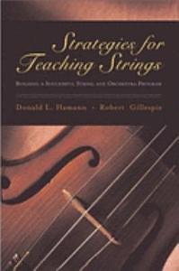 Strategies for Teaching Strings Book