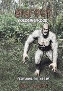 The Bigfoot Coloring Book