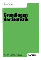 Grundlagen der Statistik: Ausgabe 3