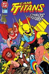 Team Titans (1992-) #12