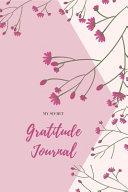 My Secret Gratitude Journal Book PDF