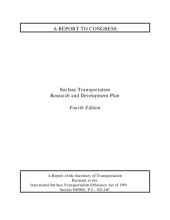 Surface Transportation Research and Development Plan