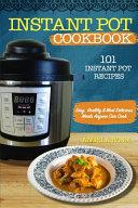 Instant Pot Cookbook PDF