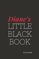 Diane s Little Black Book  PDF