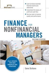 Finance for Nonfinancial Managers  Second Edition  Briefcase Books Series