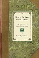 Round the Year in the Garden PDF