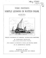 Vere Foster's Simple lessons in water-colour. Marine