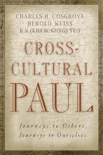 Cross Cultural Paul PDF
