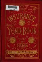 The Spectator Insurance Year Book PDF