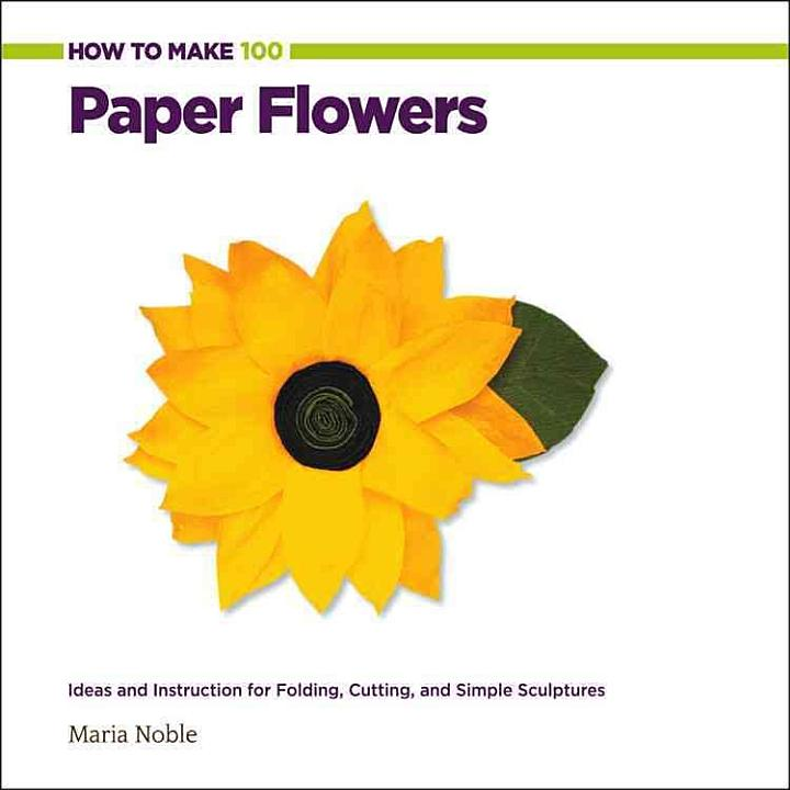 How to Make 100 Paper Flowers