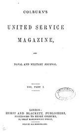 The United Service Magazine: Volume 1; Volume 119