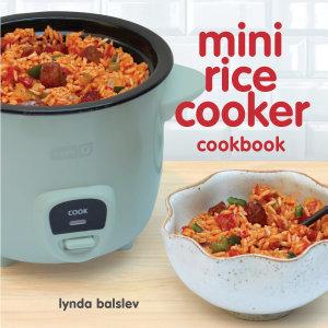 Mini Rice Cooker Cookbook Book