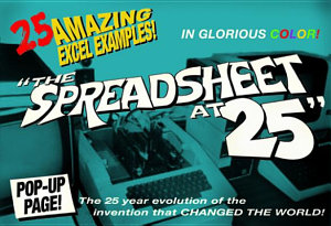 The Spreadsheet at 25 PDF