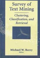 Survey of Text Mining PDF