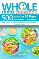 Whole Foods Cookbook PDF
