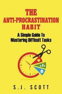 The Anti procrastination Habit PDF