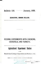 Bulletin - Agricultural Experiment Station, University of Rhode Island: Issues 126-147
