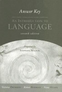An Introduction To Language Answer Key PDF