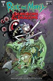 Rick and Morty vs. Dungeons & Dragons #1
