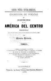 Galeria poética centro-americana: Volumen 2