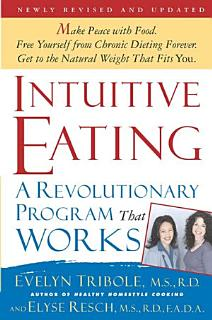 Intuitive Eating  2nd Edition Book