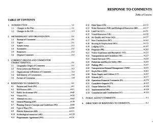 Presidio Trust Management Plan  PTMP  Book