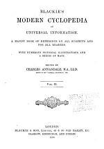Blackie's Modern Cyclopedia of Universal Information ...