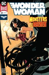 Wonder Woman (2016-) #64