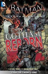 Batman: Arkham Knight (2015-) #21