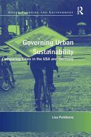 Governing Urban Sustainability PDF