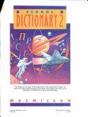 School Dictionary 2