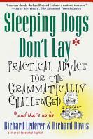 Sleeping Dogs Don t Lay PDF
