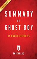 Summary of Ghost Boy PDF