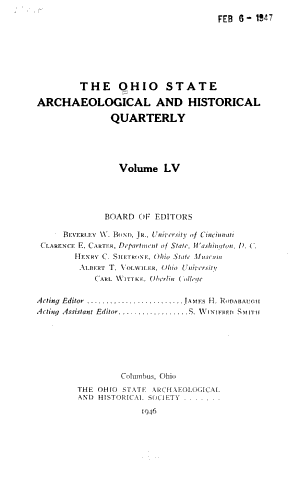 Ohio History PDF