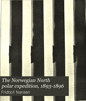 The Norwegian North Polar Expedition, 1893-1896: Scientific Results, Volume 5