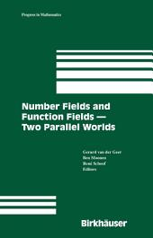 Number Fields and Function Fields – Two Parallel Worlds
