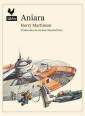Aniara: Una odisea del espacio por el Premio Nobel Harry Martinson